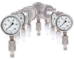 مانومتر ویکا WIKA pressure gauges