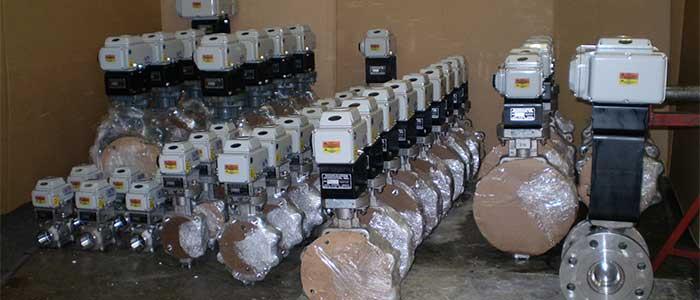 قیمت اکچویتور برقی فشار قوی برای بال ولو