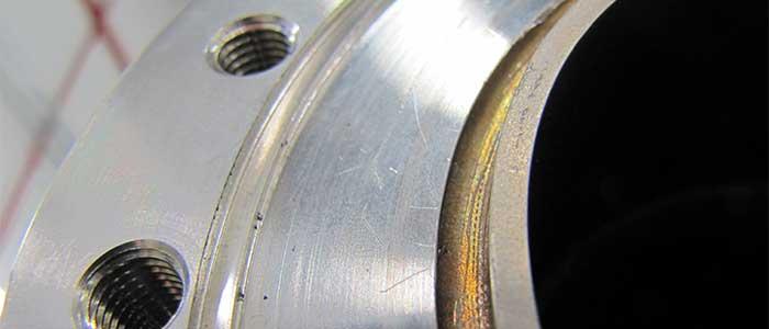 تولید فلنج داخل کشور توسط دستگاه تراش و فورج کردن فلز