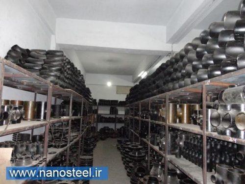 قیمت و فروش آنلاین زانوی چدنی و زانوی فولادی