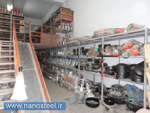 تولید کننده کپ لوله چدنی و فولادی