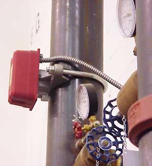 فلوسوییچ برای قطع و وصل کردن جریان اتوماتیک