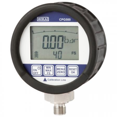 گیج فشار دیجیتالی CPG500 ویکا