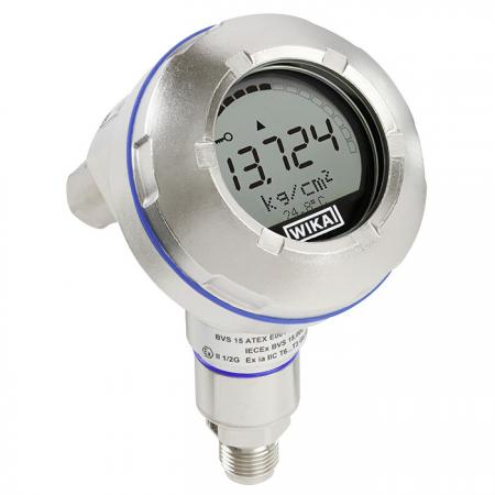 Process transmitter UPT-20, UPT-21
