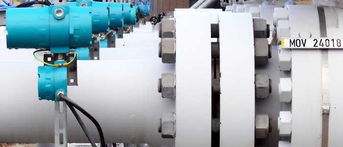 سیستم توزیع مایعات و اندازه گیری جریان با استفاده از فلومتر مگنتیک