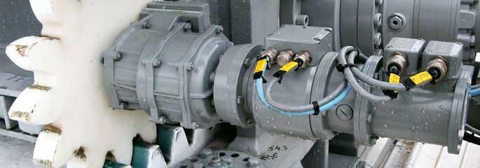 خط توزیع اتوماتیک با استفاده از شیر های برقی و کنترل ولو