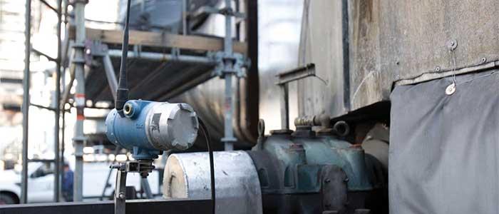 اندازه گیری سطح مایعات در مخازن با استفاده از ترانسمیتر فشار و لول ترانسمیتر