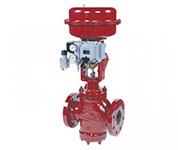10000Series Double Port Valve Masoneilan