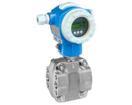 ترانسمیتر اختلاف فشار مارک اندرس هازر مدل Deltabar PMD70