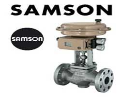 کنترل ولو سامسون ،کنترل ولو SAMSON
