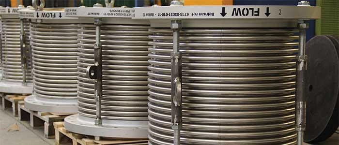 قیمت انواع لرزه گیر های آکاردئونی و لرزه گیر های لاستیکی