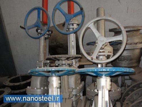 قیمت شیر آلات صنعتی - قیمت شیر توپی