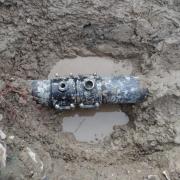 بازسازی لوله آب